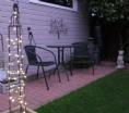 LED  String Chain Lights with 60 Micro LEDs  6mtr length  Plus TIMER for  OUTDOORS